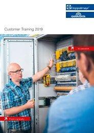 Customer Training 2019 [EN]