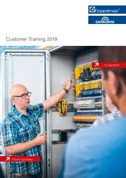 Customer Training 2019 [EN]