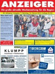 Anzeiger Ausgabe 7-19