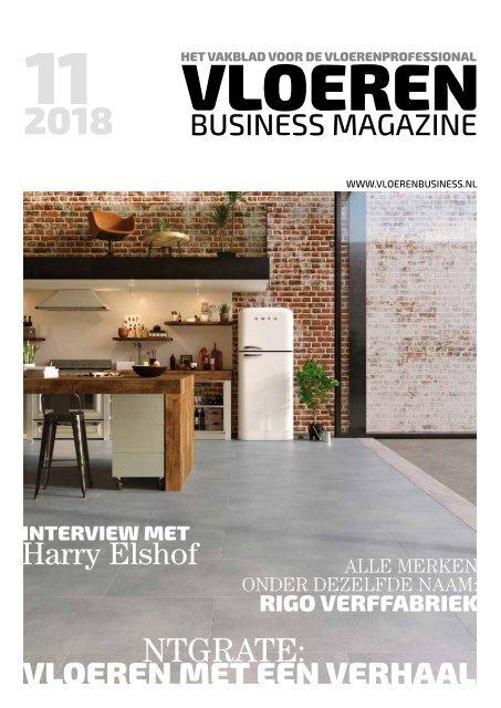 Vloeren Business 11 2018