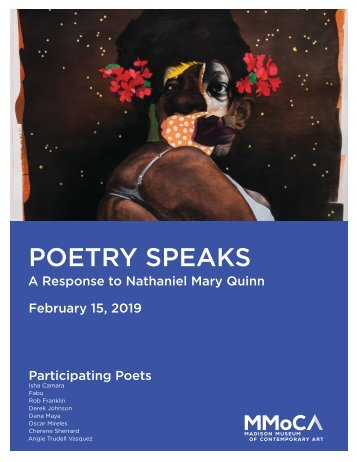 Poetry Speaks: A Response to Nathaniel Mary Quinn