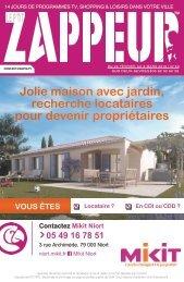 Le P'tit Zappeur - Niort #83