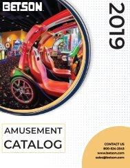 Amusement Catalog 2019