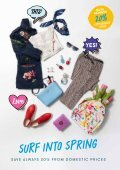 * Riga-Stockholm, March-April 2019, Spring Shopping Tallink - Page 3