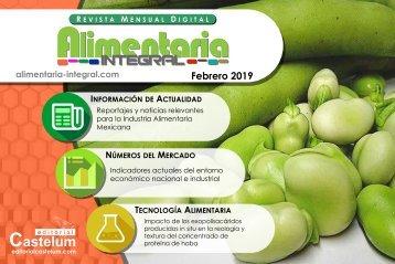 ALIMENTARIA INTEGRAL FEBRERO 2019