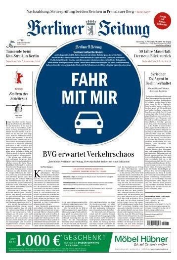 Berliner Zeitung 14.02.2019
