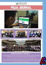 PUJA Newsletter Final