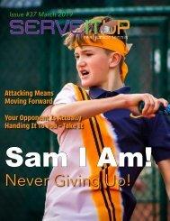 Serveitup Tennis Magazine #37