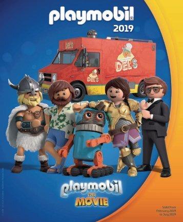 Playmobil Catalogue 2019