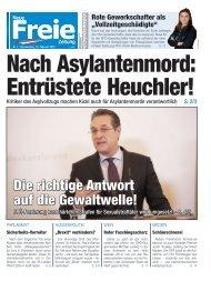 Nach Asylantenmord: Entrüstete Heuchler