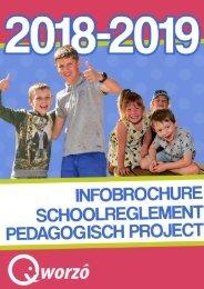 Qworzó Schoolbrochure 2018-'19