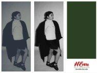 H&M Self-Conscious Look Book