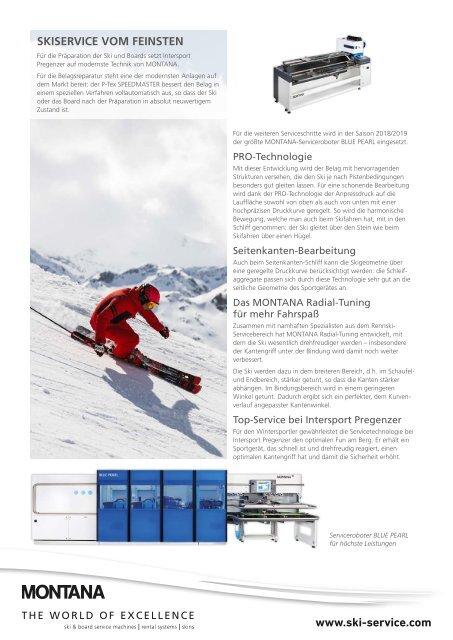 5. Intersport Pregenzer Winter/Sommer Magazin 2019
