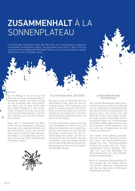 5. Intersport Pregenzer Winter/Sommer Magazin 2019