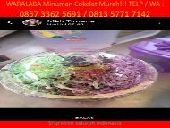 KE MITRAAN!!! TELP - WA 0857-3362-5691 /  bisnis franchise minuman Surabaya/ waralabaminumanmurah.com