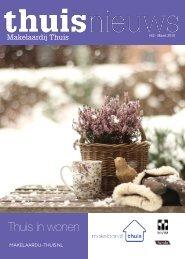 Emagazine Makelaardij Thuis