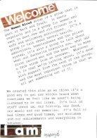 Women Aloud zine - Page 2