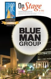 Blue Man Group - Tennessee Performing Arts Center