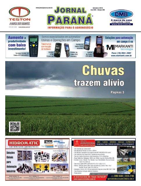 09 - Jornal Paraná Setembro 2018
