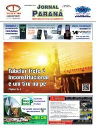 10 - Jornal Paraná Outubro 2018