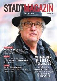 Stadt-Magazin, Ausgabe Waldkirch (Februar 2019)