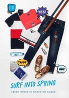 ***Tallinn-Stockholm, March-April 2019, Spring Shopping Tallink free - Page 2