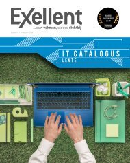Exellent IT Catalogus