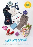 ***Riga-Stockholm, March-April 2019, Spring Shopping Tallink free - Page 3