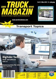Euro Truck News Digital Nr. 03/2019