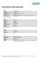 TM-HD13 Datenblatt - Seite 2