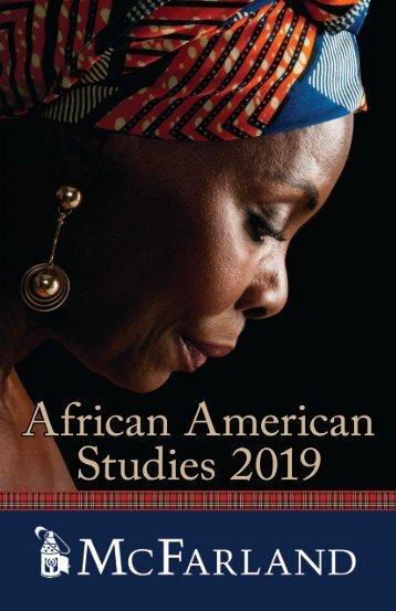African American Studies 2019