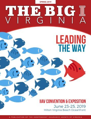 The Big I Virginia Spring 2019