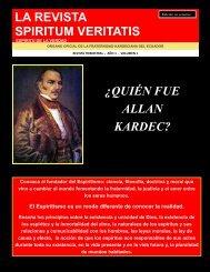 La Revista Spiritum Veritatis - Año 1 - Vol 1