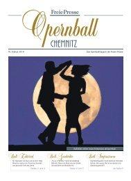 Die Opernballzeitung 2019