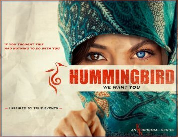 HUMMINGBIRD - PRESS KIT