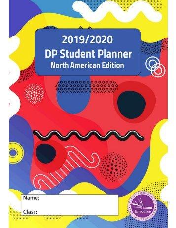 2019-20 N. American Planner_DP Sample