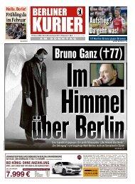 Berliner Kurier 17.02.2019