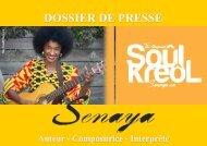 DOSSIER DE PRESSE SENAYA