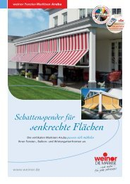 Aruba - Kolmer Fenster - Türen Wintergarten GmbH