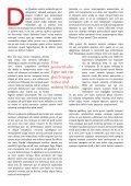 Layout für eine Brochure - Seite 3