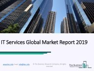 IT Services Global Market Report 2019