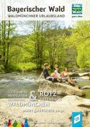 Unterkunftsverzeichnis Waldmünchen