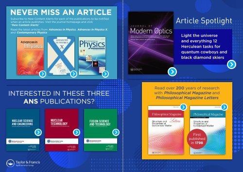 APS Physics Infographic