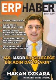 ERP HABER Dergisi Şubat 2019 Sayısı