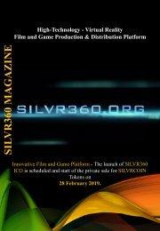 SILVR360 MAGAZINE - February 2019 Publish V1