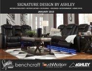 Signagture Design by Ashley - Motion Catalog