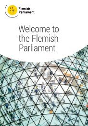 Welcome to the Flemish Parliament (2019)