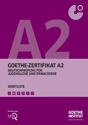 Goethe-Zertifikat_A2_Wortliste
