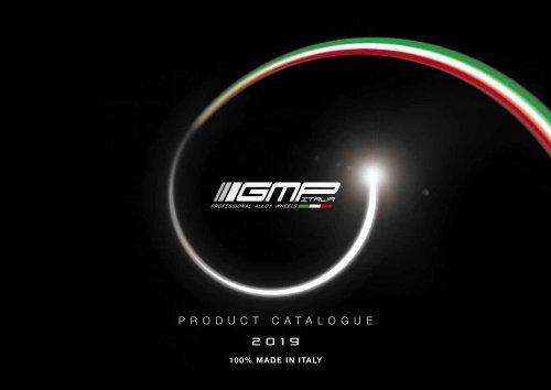 GMP Italia - Catalogo 2019