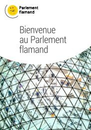 Bienvenue au Parlement flamand (2019)